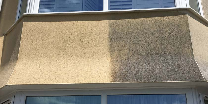 Render Cleaning Hampshire